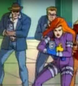 Supreme Headquarters International Espionage Law-Enforcement Division (Earth-92131) Spider-Man Animated Series Season 1 13
