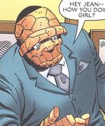 Benjamin Grimm (Earth-161) from X-Men Forever Vol 2 10 0001