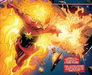 Carol Danvers (Earth-616) Binary powers