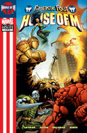 Fantastic Four House of M Vol 1 1