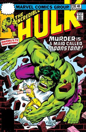 Incredible Hulk Vol 1 228