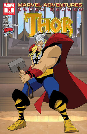 Marvel Adventures Super Heroes Vol 2 14