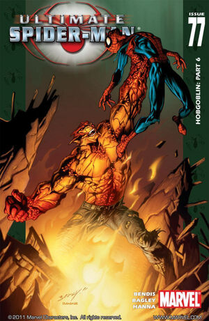Ultimate Spider-Man Vol 1 77