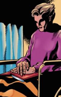 Faye Livingstone (Earth-616) from X-Men Annual Vol 2 1995
