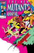 New Mutants Annual Vol 1 2