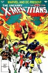 Uncanny X-Men and The New Teen Titans Vol 1 1
