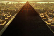 Apocalypse's Pyramid from X-Men- Apocalypse 001