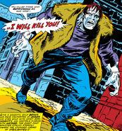 Frankenstein's Monster (Earth-616) from Frankenstein Vol 1 8 0001