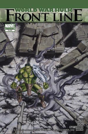 World War Hulk Front Line Vol 1 3