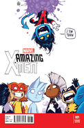 Amazing X-Men Vol 2 1 Baby Variant