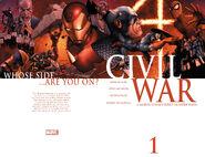 Civil War Vol 1 1 Wraparound