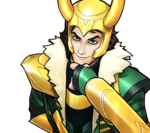 Loki Laufeyson (Earth-TRN562) from Marvel Avengers Academy 004