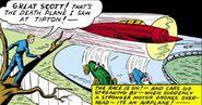 Anita Classic Race Track from Marvel Mystery Comics Vol 1 2 0001