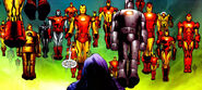 Iron Man Armor from New Avengers Annual Vol 1 1 001