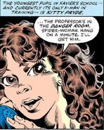 Katherine Pryde (Earth-616) from Avengers Annual Vol 1 10 001