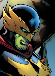 File:Kyle Richmond (Skrull) (Earth-616) from Squadron Supreme Vol 4 8 001.png