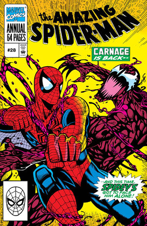 Amazing Spider-Man Annual Vol 1 28