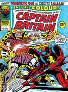 Captain Britain Vol 1 12