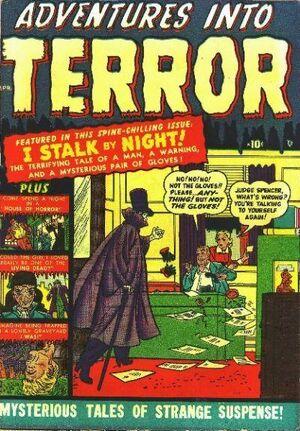 Adventures into Terror Vol 1 3
