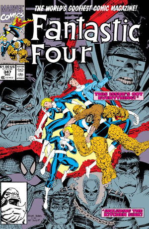 Fantastic Four Vol 1 347
