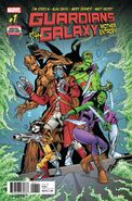 Guardians of the Galaxy Mother Entropy Vol 1 1
