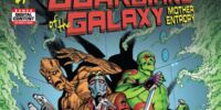 Guardians of the Galaxy: Mother Entropy Vol 1