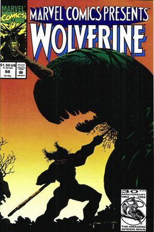 Marvel Comics Presents Vol 1 98