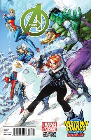 File:Avengers Vol 5 24.NOW Midtown Comics Exclusive Variant.jpg