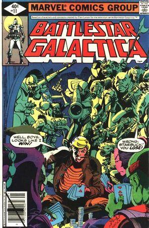 Battlestar Galactica Vol 1 11