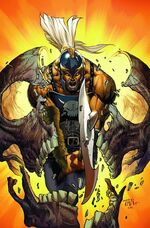 Dark Avengers Ares Vol 1 2 Textless