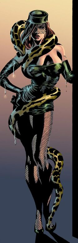 Zelda DuBois (Earth-616) from Punisher War Journal Vol 2 4 0001