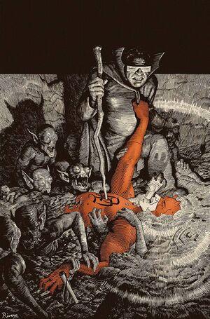 Daredevil Vol 3 10 Textless