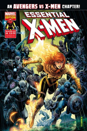 Essential X-Men Vol 2 50