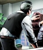 John Jonah Jameson (Earth-30847) from Marvel vs Capcom 3 Fate of Two Worlds 0001