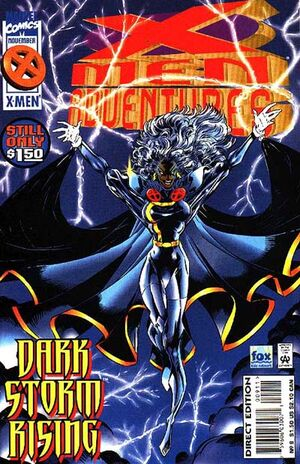 X-Men Adventures Vol 3 9