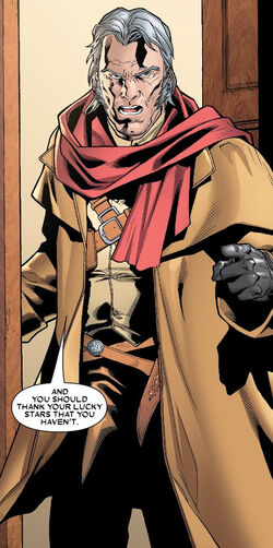 Abraham van Helsing (Earth-616) from X-Men Apocalypse vs. Dracula Vol 1 2 002