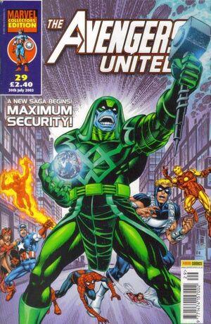 Avengers United Vol 1 29
