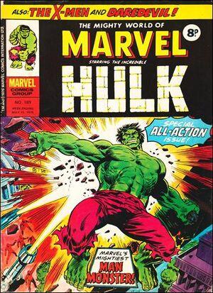 Mighty World of Marvel Vol 1 189