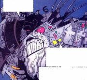 Phalanx (Race) (Earth-928) 2099 World of Tomorrow Vol 1 2