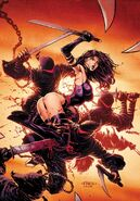 Psylocke Vol 1 2 Textless