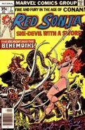 Red Sonja Vol 1 7