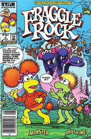 File:Fraggle Rock Vol 1 3 Canada Variant.jpg