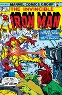 Iron Man Vol 1 77