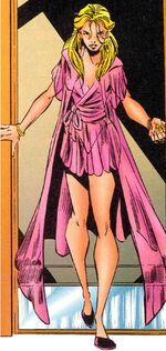 Mary Rose Geraci (Earth-616) from Punisher Vol 3 6 0001
