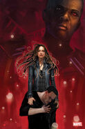 New Avengers Vol 3 22 Agents of S.H.I.E.L.D. Variant Textless