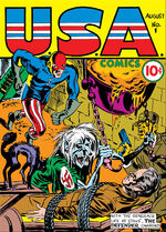 U.S.A. Comics Vol 1 1