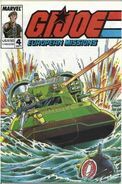 G.I. Joe European Missions Vol 1 4