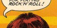 George Harrison (Earth-616)/Gallery