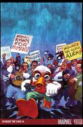 Howard the Duck Vol 4 4 Textless