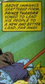 Immanu (Earth-616) from Saga of the Sub-Mariner Vol 1 1 001